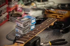 guitar wiring diploma course seymour duncan