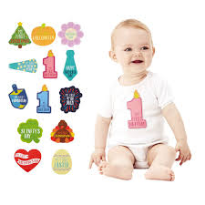 my 1st halloween baby clothes baby u0027s 1st holiday belly stickers u2013 pearhead