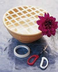 How To Make Floral Arrangements How To Create Floral Arrangements In Shallow Containers Beautiful