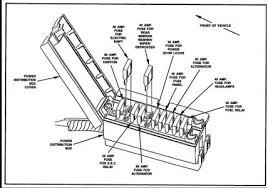 2001 mazda b2300 fuse box diagram 2000 mazda protege fuse box