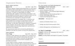 Sample Buyer Resume by Retail Sales Associate Resume Samples Umchwk The Best Letter Sample