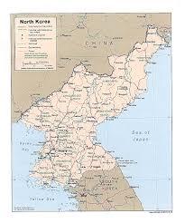 Korean Air Route Map by