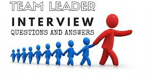top 32 team leader questions and answers wisestep