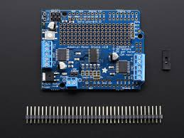 adafruit motor stepper servo shield for arduino v2 kit v2 3 id