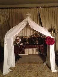 wedding arches near me diy draped arch let me what you all think