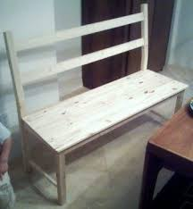 stretching an ikea chair into a bench ivar ingolf 5 steps