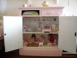 make a homemade barbie house barbie house with doors open