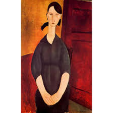 modigliani woman with a fan discount modigliani oil paintings 2018 modigliani oil paintings on