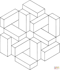 op art coloring pages optical illusion 7 coloring page free printable coloring pages