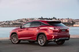 lexus sport 2016 lexus adds f sport and sport luxury variants to rx turbo line up