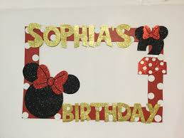 photo booth frames minnie mouse photo booth frame minnie mouse photo booth props