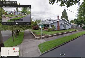 Portland Oregon Google Maps by Alameda Park Alameda Old House History