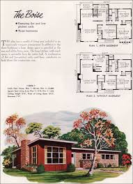 Mid Century Modern Ranch House Plans 172 Best Mid Century Modern Images On Pinterest Architecture