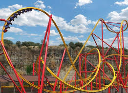 Six Flags In Usa Behind The Thrills Six Flags Fiesta Texas To Open New Single