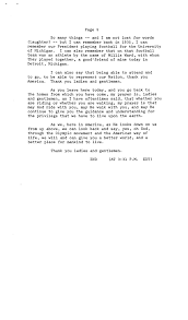 how to write a reaction paper to a film jesse owens american hero rediscovering black history exchange of remarks between the president and jesse owens 8 5 1976