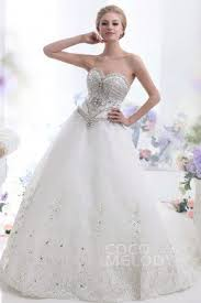 a frame wedding dress a frame with a sweetheart top wedding dress