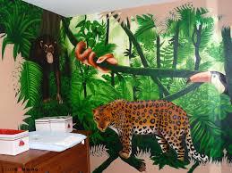 décoration jungle chambre bébé theme decoration chambre bebe 2017 et chambre jungle bébé des photos