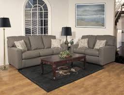 light grey fabric modern loveseat u0026 sofa set w optional items