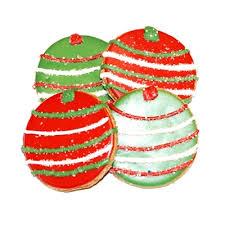 christmas ornaments gourment dog treats