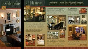interior design and decoration brochure nmit brochure decoration