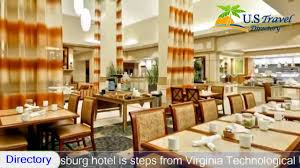 Comfort Inn Blacksburg Virginia Hilton Garden Inn Blacksburg Blacksburg Hotels Virginia Youtube