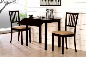 furniture surprising drop leaf dining table folding chairs