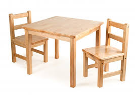 wooden table and chairs for kids modern furniture tables image