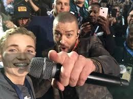 Meme Selfie - super bowl selfie kid was the best meme of the night