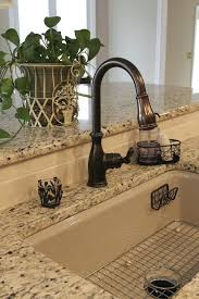 rubbed bronze kitchen sink faucet beautiful bronze kitchen sink faucets rubbed drain kit
