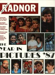 class yearbooks online 1987 radnor high school yearbook online radnor pa classmates