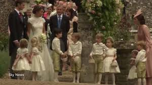 pippa middleton u0027s wedding went without a hitch thanks to help from