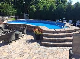 best 25 small inground pool ideas on pinterest small inground