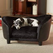 Dog Chaise Homepop Sophisticated Decorative Dog Chaise Lounger U0026 Reviews