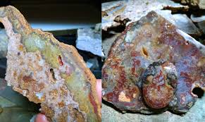 Baltimore County Flag Mineral Bliss A Serious Agate Find In Baltimore County Maryland