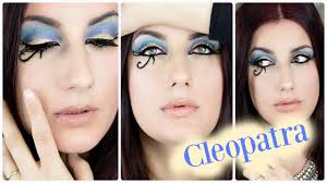 cleopatra makeup tutorial fastnacht fasching karneval youtube