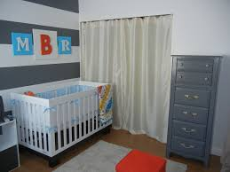 Color For Calm by Baby Room Stripes White And Gray Color For Nursery Designs Using