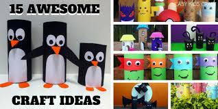 Paper Roll Crafts For Kids - 15 awesome toilet paper roll crafts for kids easy kids craft