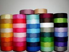 grosgrain ribbon wholesale grosgrain ribbon lot ebay