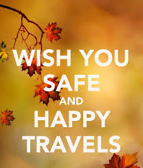 thanksgiving is less than a week away safe travels to everyone