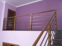 Wooden Handrail Modern Wooden Handrail Stairs Design Ideas