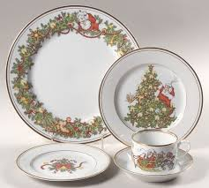 st nicholas by fitz and floyd china at replacements ltd