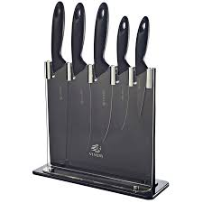 Devil Kitchen Knives by Shop Knife Blocks Kitchen Knife Blocks Robert Dyas