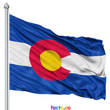 colorado flag colors about colorado state flag meaning history