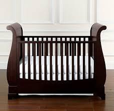 Sleigh Bed Crib Convertible Marlowe Sleigh Crib