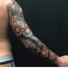 101 striking sleeve tattoos for and 2018