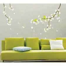 interior creative bedroom wall decals modern rooms colorful