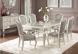 affordable dining room sets sofia vergara chagne 5 pc dining room 999 99 find