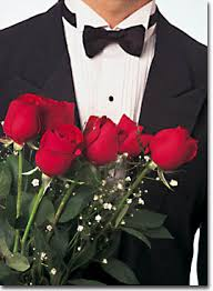 roses delivery tuxedo clad roses delivery free flowers and ecards