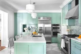 kitchen cabinet colors for small kitchens astounding best color for small kitchen in colors a painting