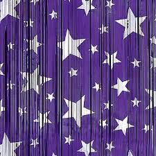Silver Purple Curtains 12 U0027x 8 U0027 Star Curtain Black Silver Partypaprika Com The Best